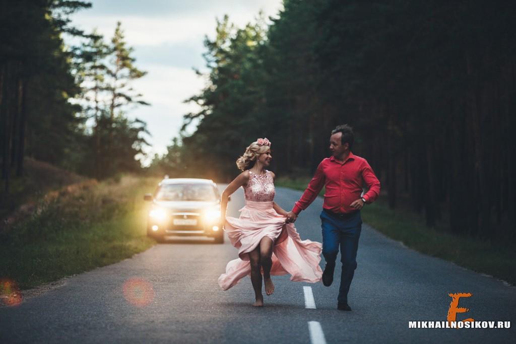 Фотосессия love story идеи
