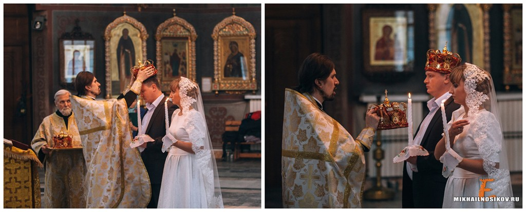 Венчание церковь Святой Татьяны