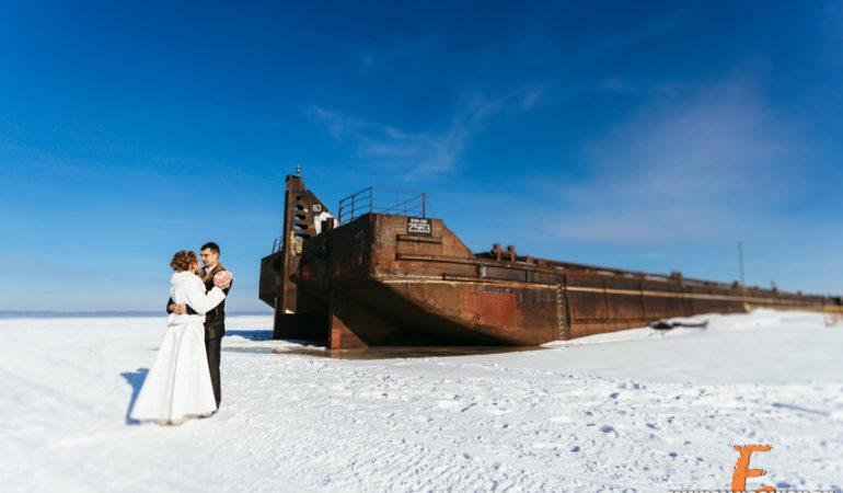 Свадьба в день влюбленных. Александр и Анжелика