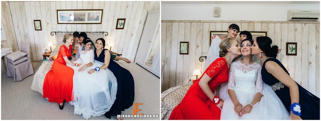 Подружки невесты свадьба Чебоксары