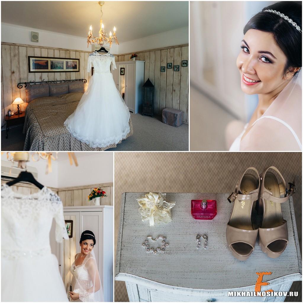 Утро невесты Чебоксары свадебное платье