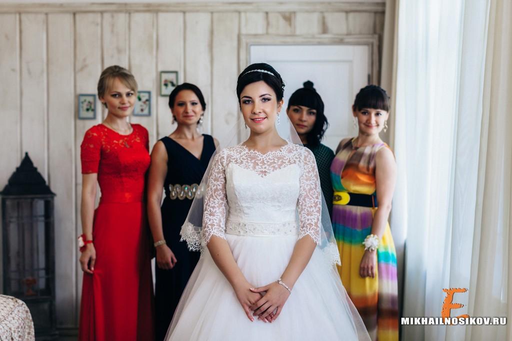 Утро невесты Чебоксары подружки