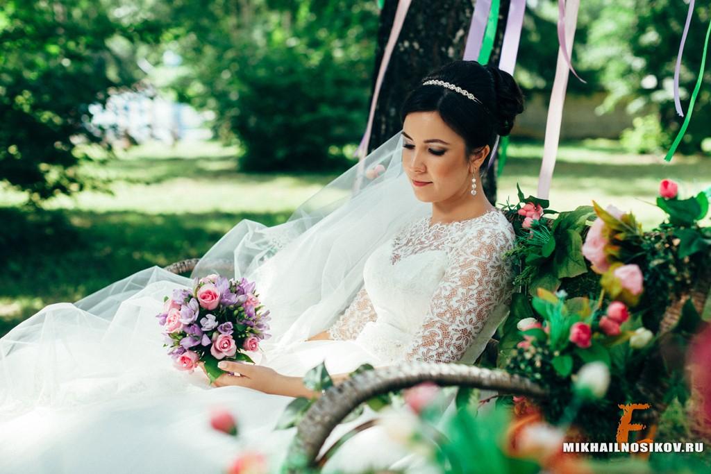 Свадьба в Чебоксарах невеста