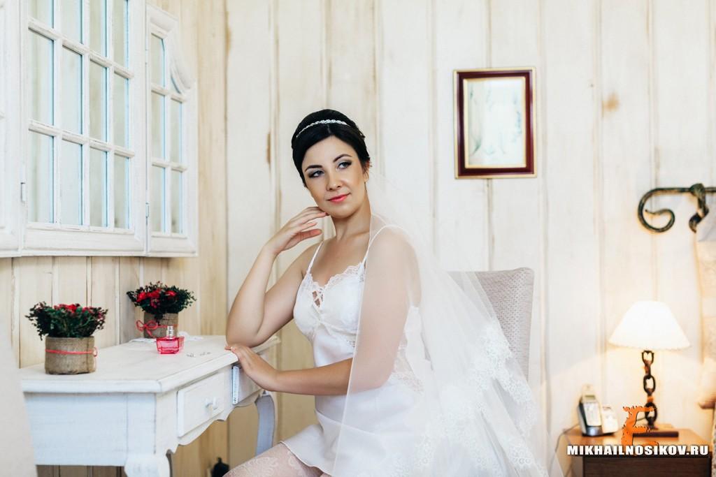 Утро невесты Чебоксары будуарная фотосессия