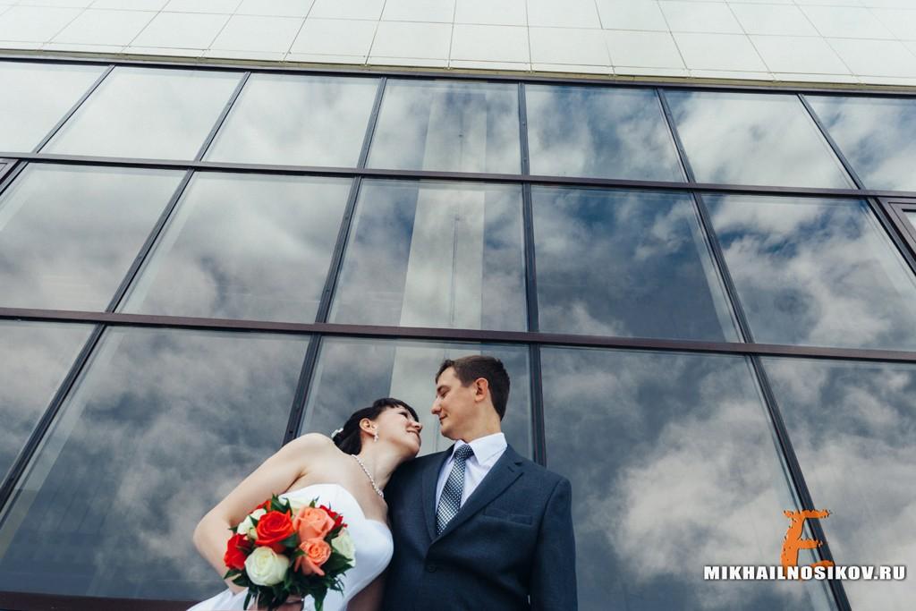Свадебная фотосессия в Шумерле