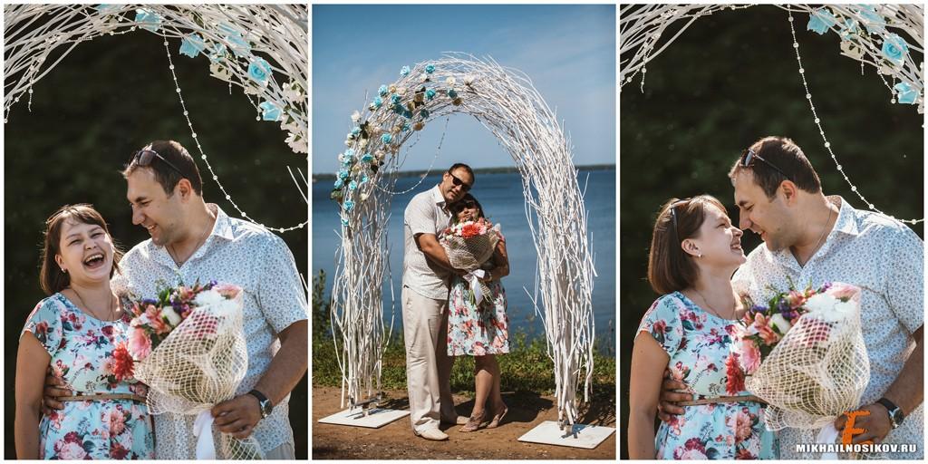 Годовщина свадьбы. 5 лет