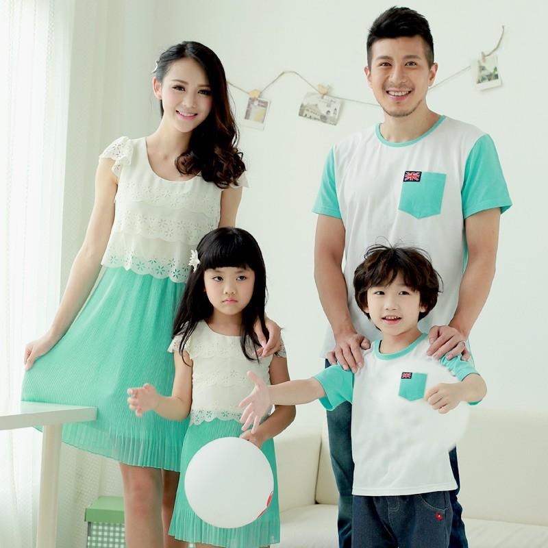 Парная Одежда Для Родителей И Детей