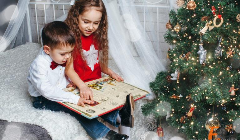 Что надеть на семейную новогоднюю фотосессию?
