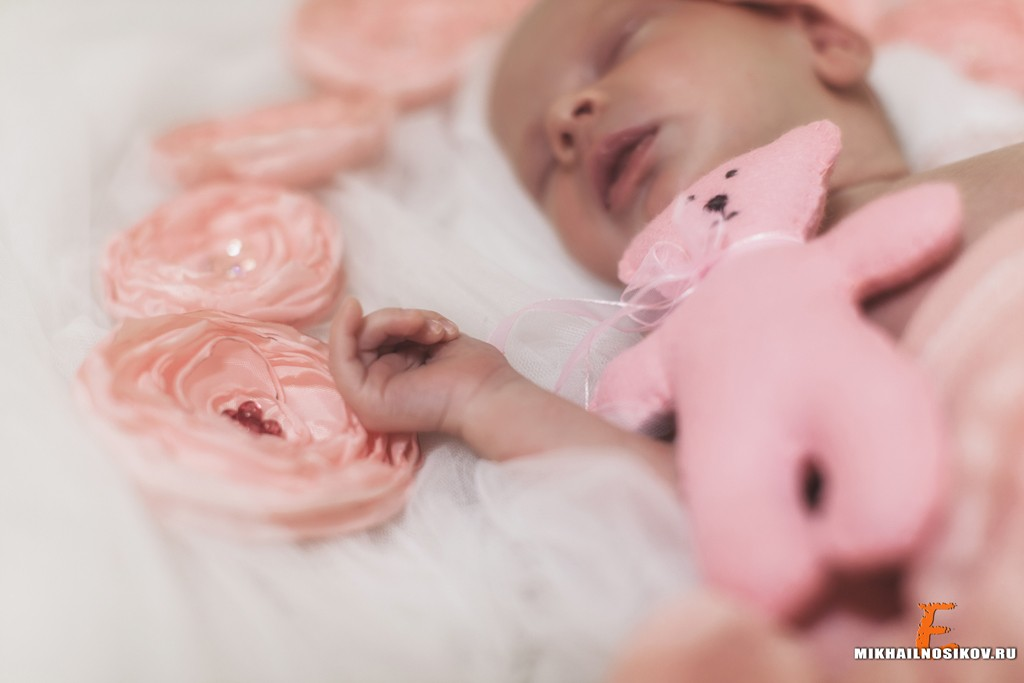 новорожденные фотосессия чебоксары