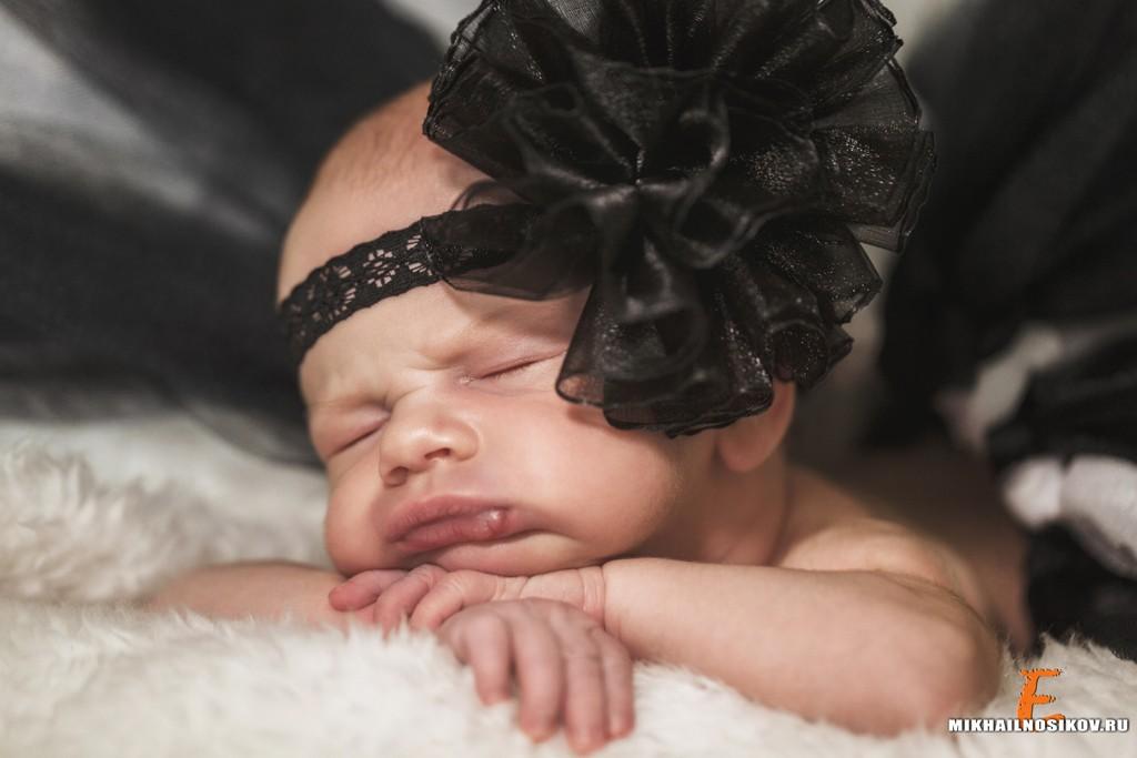 Фотосессия новорожденных в Чебоксарах