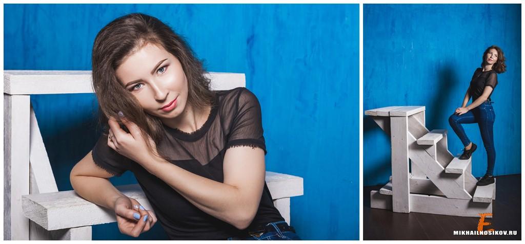 Фотосессия в студии Чебоксары