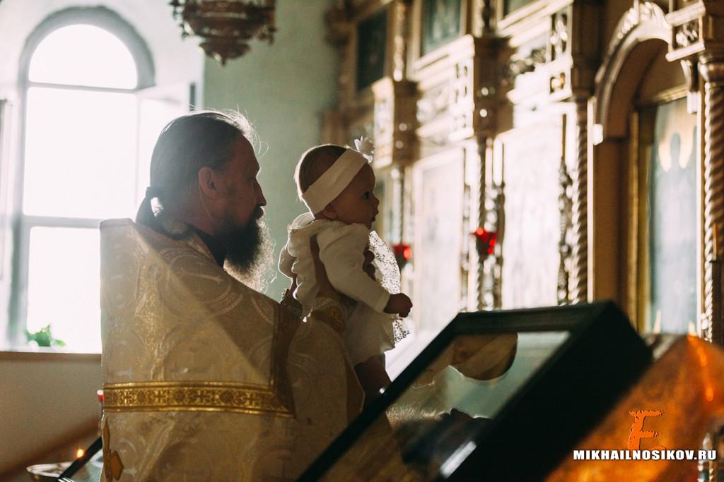 фотосессия крещения чебоксары