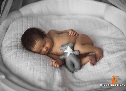 Новорожденные. Фотосессия
