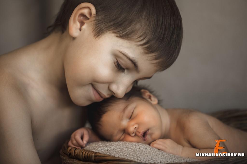 Фотосессия новорожденных Чебоксары