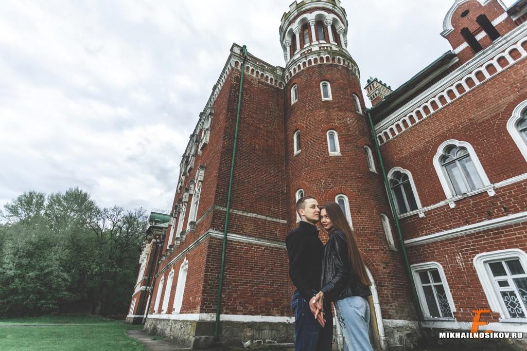 Фотосессия для двоих - Шереметевский замок