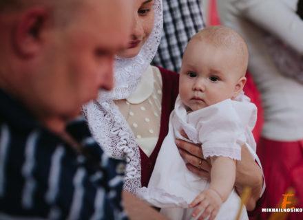 Крещение в Чебоксарах
