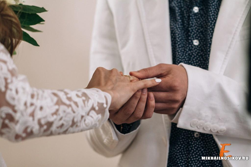 Свадебная фотосессия в Мариинском Посаде, фотосессия пары