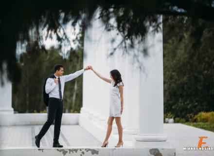 Фотосессия регистрации свадьбы