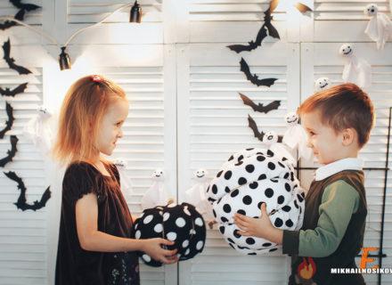 Фотосессия на хэллоуин идеи