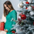 Новогодняя фотосессия беременной