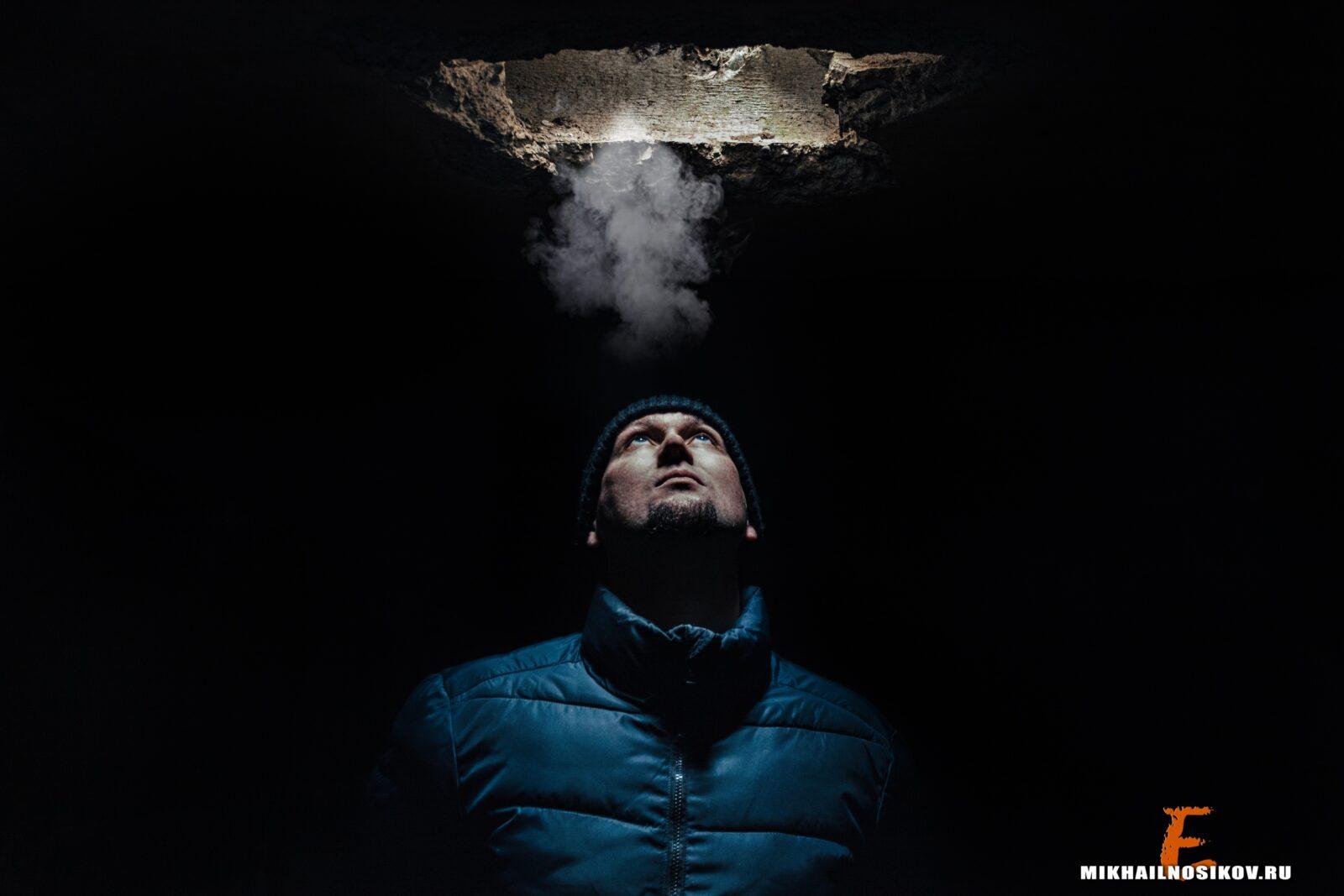 Фотограф Михаил Носиков