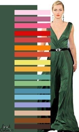 Сочетание цветов в одежде - профессиональный подход