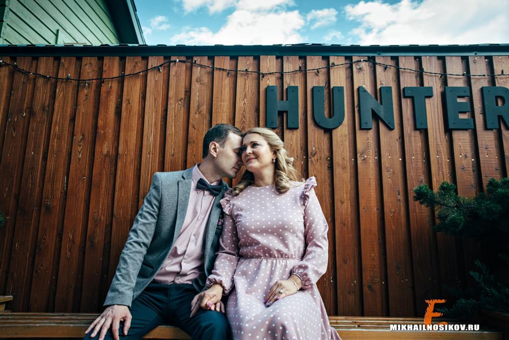 фотосессия на годовщину свадьбы