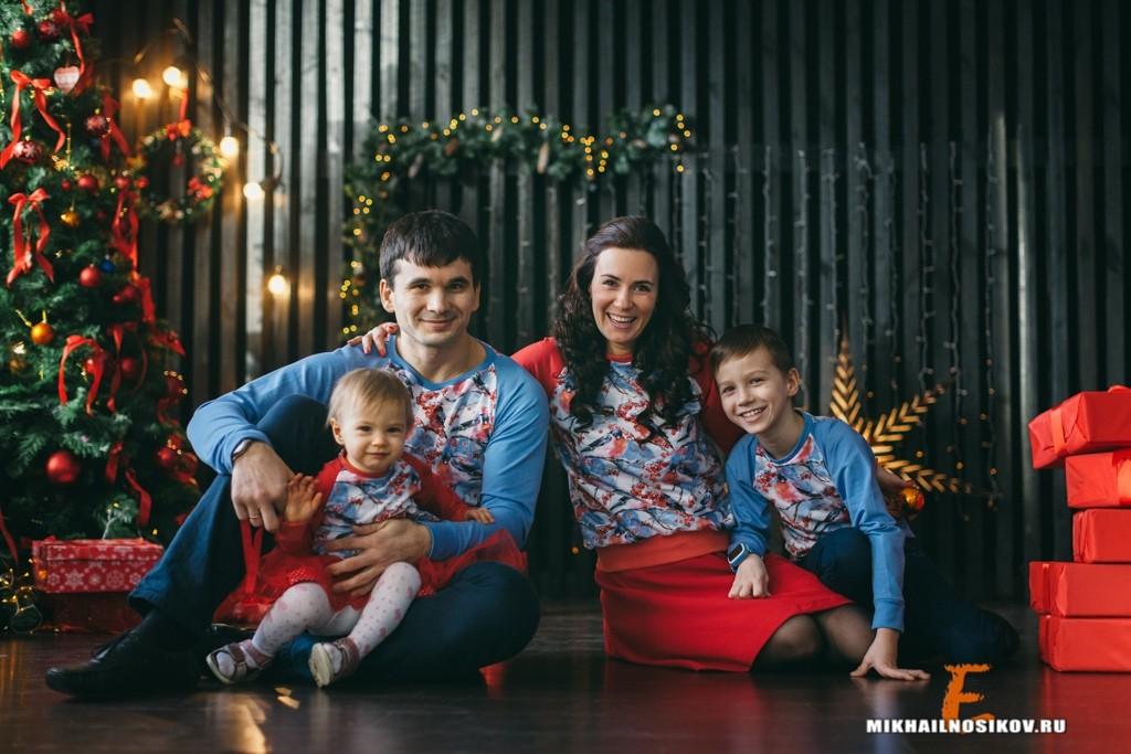 Идеи одежды на новогоднюю фотосессию