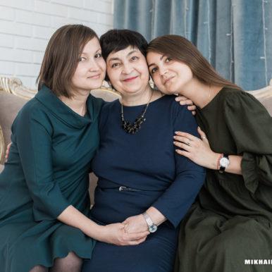 Семейная фотосессия в Чебоксарах