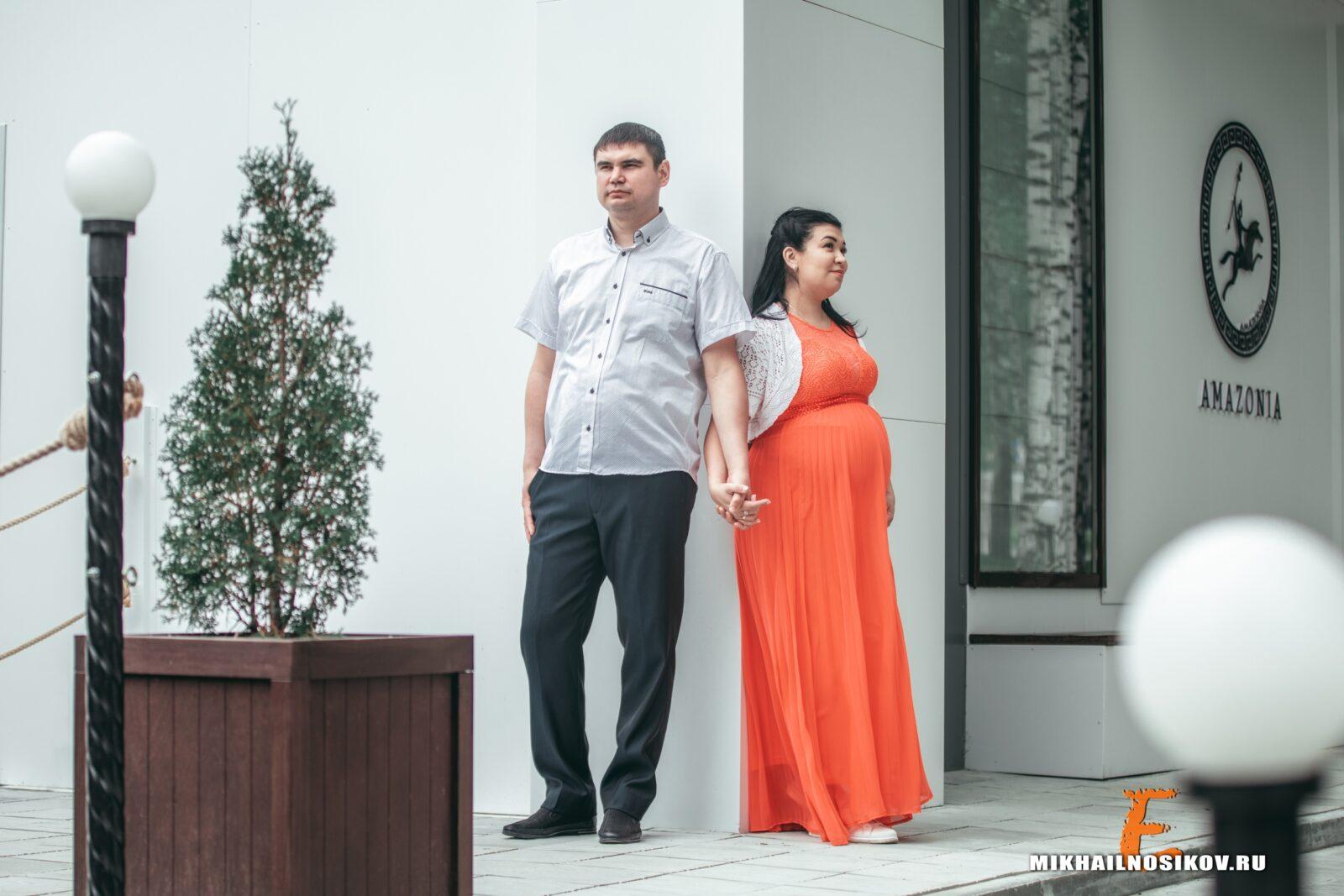 фотосессия беременности в Чебоксарах